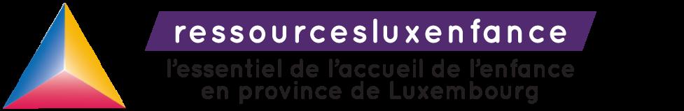 Ressourcesluxenfance : l'essentiel de l'accueil de l'enfance en province de Luxembourg